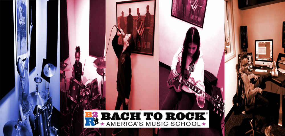5 Reasons Why You Should Enroll At Bach To Rock!