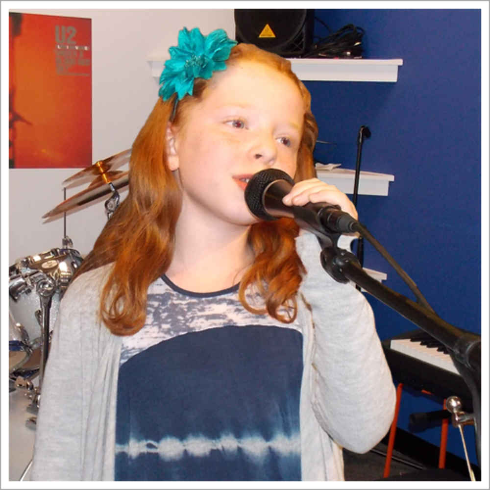 Private Voice & Singing Lessons